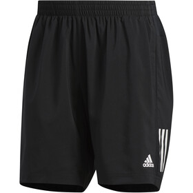 "adidas Own The Run Pantaloncini 7"" Uomo, black"